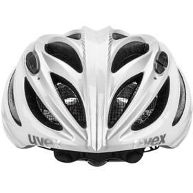 UVEX Boss Race LTD Helmet white silver